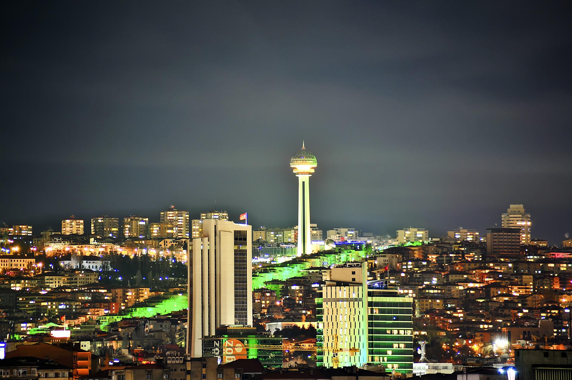Ankara'da Sevgilinizle Yapabileceğiniz Aktiviteler